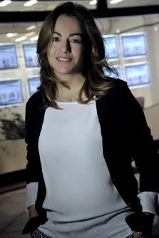 Simona Santolini in agenzia