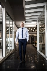 Vito Chirenti in azienda