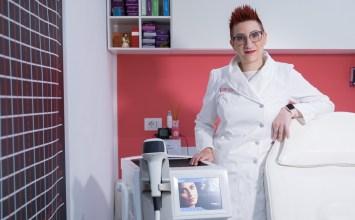 Dottoressa Dora Intagliata: La medicina estetica  un campo in cui è necessario tenersi continuamente aggiornati.