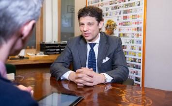 Valeriano Cacciola, Onoranze funebri Fontanili e Merli: «Tecnologia e innovazione continua per offrire funerali a regola d'arte»