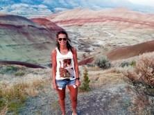 Colored Canyon Oregon