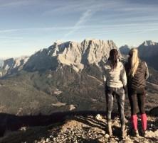 Zugspitze Garmisch view