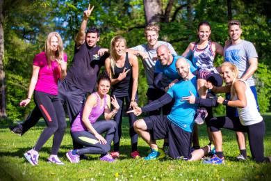 outdoor athletics fitness