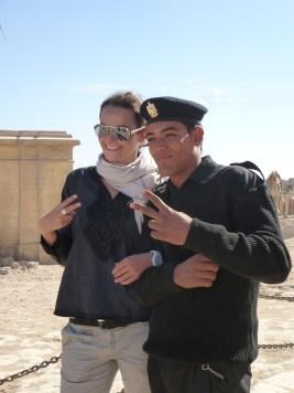 police egypt nice