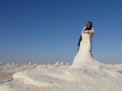 pinnacle white desert