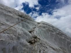 Snow climb Trailrun Hochkönig