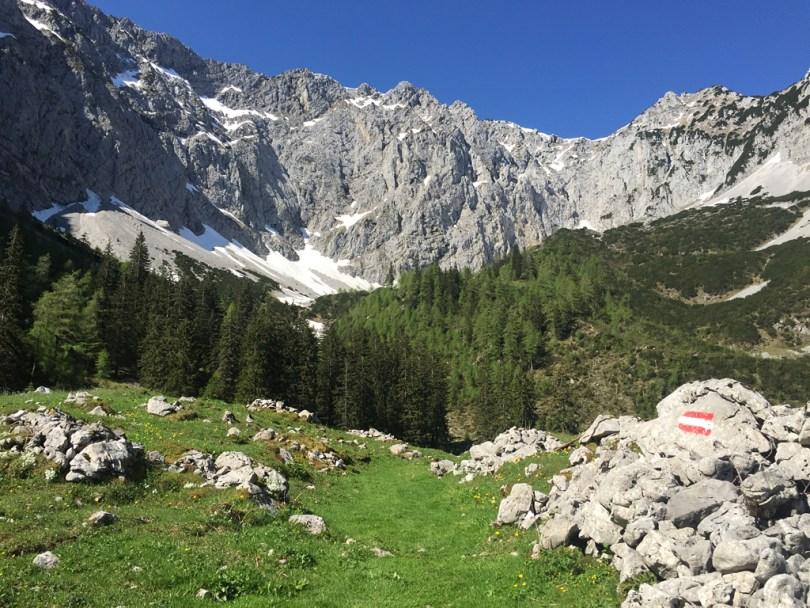 Kaisergebirge Tyrol Tirol