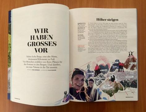 Bergwelten print youarenadventurestory