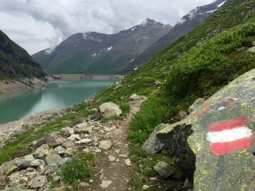 Trail Hiking Kitzsteinhorn