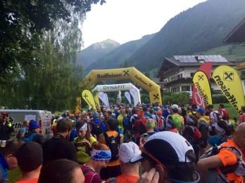 Start Kals Großglockner Trail