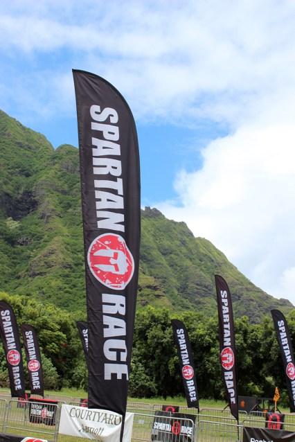 Spartan Race Hawai'i 2016