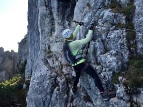 Pidinger Ferrata Klettersteig