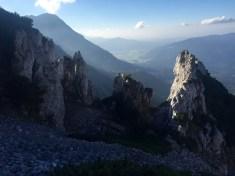 Panorama Berchtesgadener Land Hochstaufen
