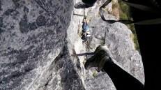 steep Via Ferrata Martinswand