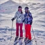 Skiing beginner youareanadventurstory