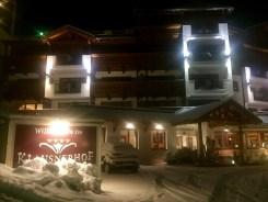 Hotel Klausnerhof Hintertux