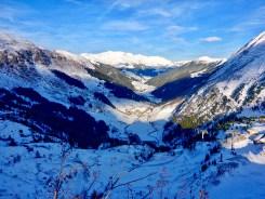 Tuxertal Tux valley view