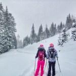 Fresh snow powder Hochkönig freeride youareanadventurestory