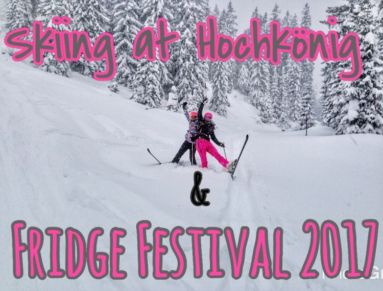 Skifahren Hochkönig