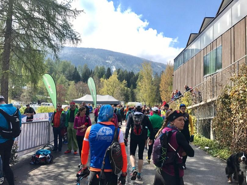Natterer See Trailrun Start