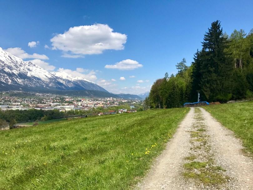 Trailrun Innsbruck Tirol