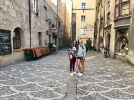 Innsbruck historic town