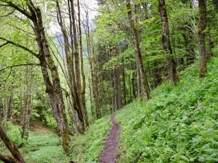 hiking trail austria
