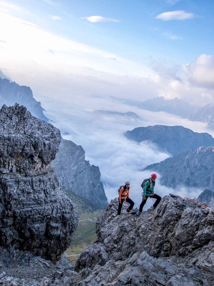 Climbing Cima Grande Adventure Story you are an