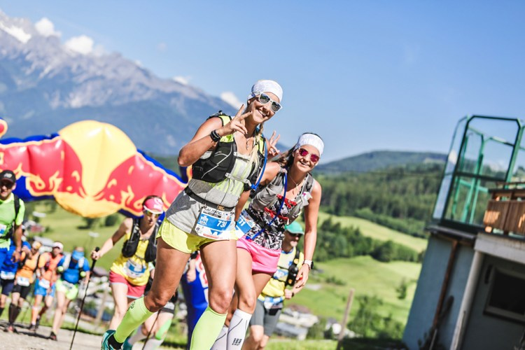 Adventuregirls Running Mountain Maria Alm