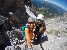 Climbing Hochkönig Salzburg