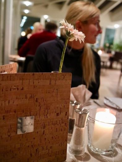 Leutascher Hof Menu dinner