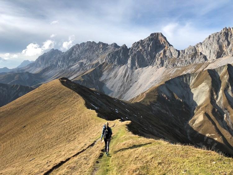Partenkirchener Dreitorspitze Bergtour