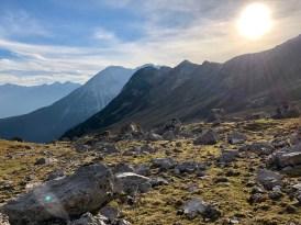 Wetterstein mountain range
