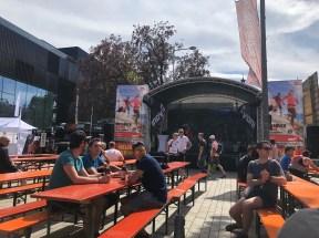 Stage Innbsurck Alpine Trailrun Festival 2018