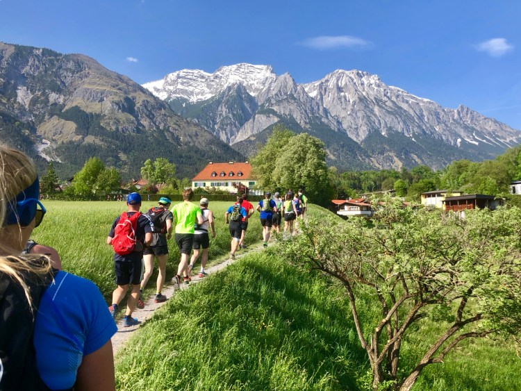 Hall Rookie Trailrun Tirol