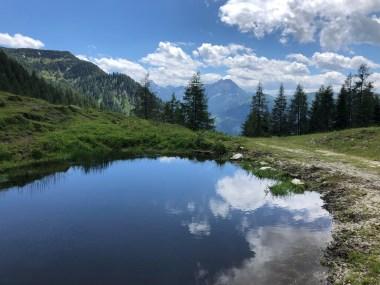 Bergsee Flachau