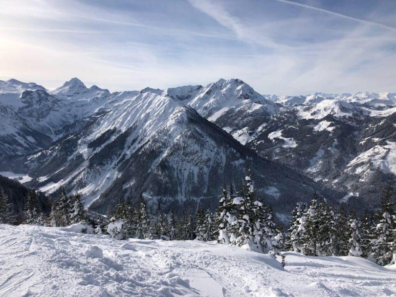 winterwonderland Flachau Salzburg