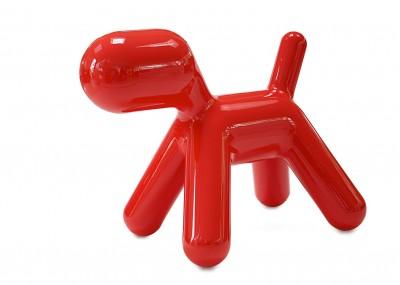 Puppy, Polyethylene, 2005.