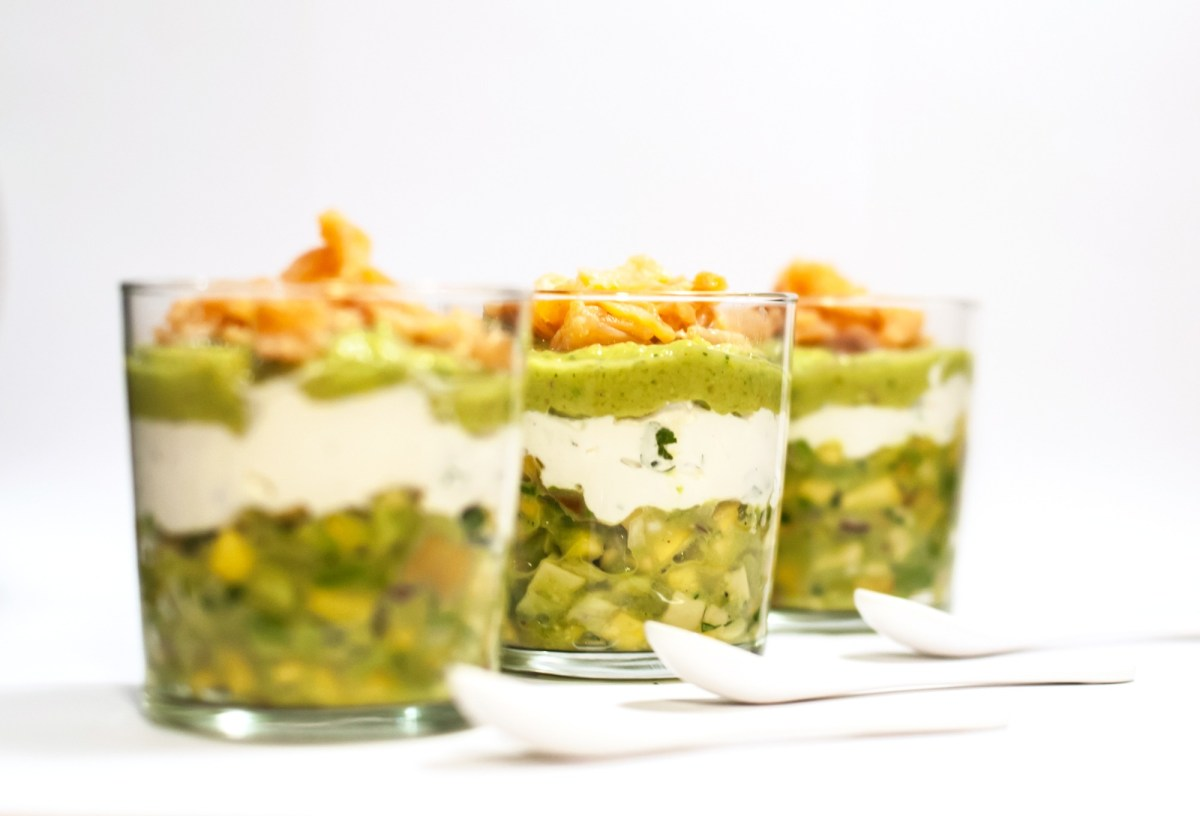 Avocado Verrine
