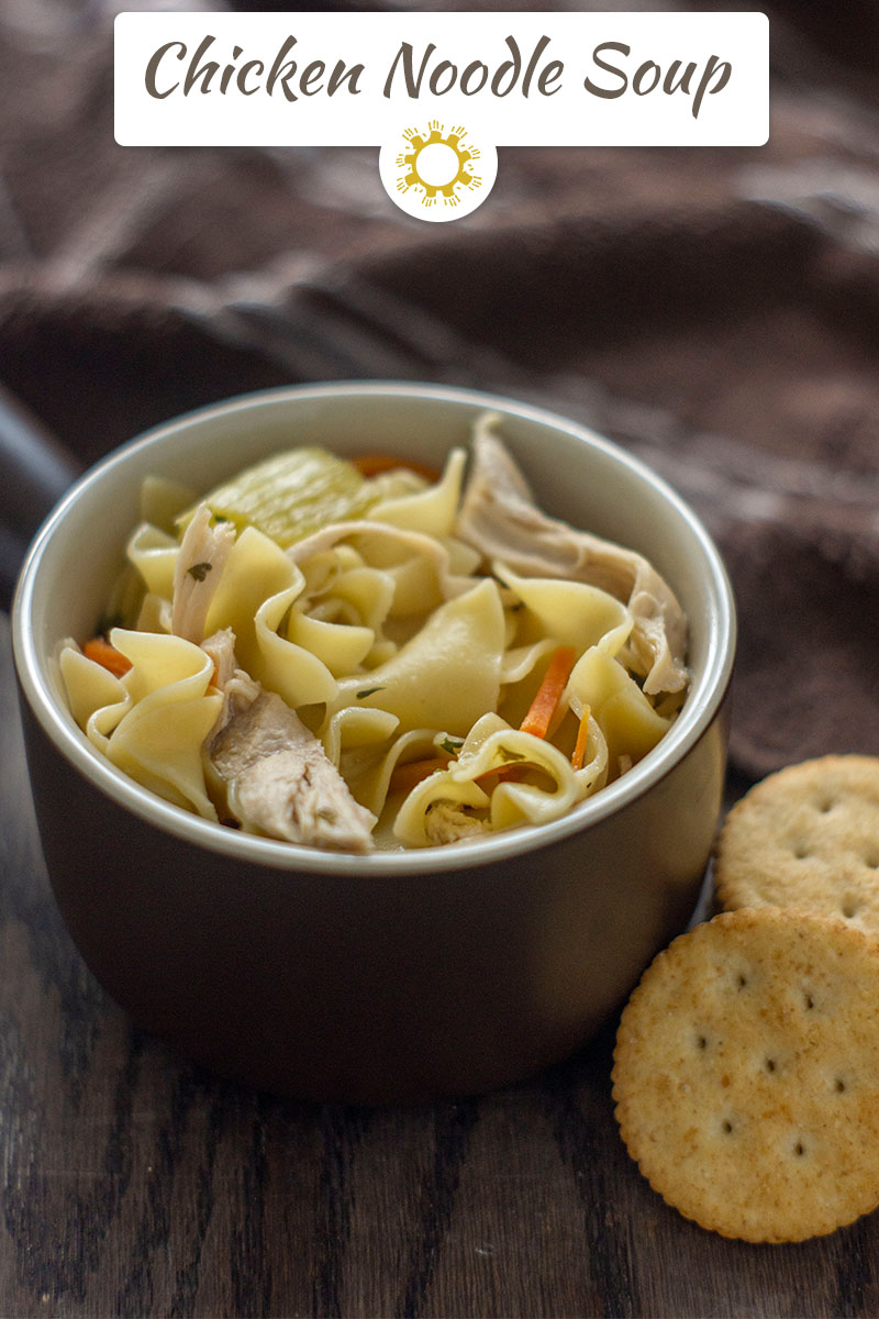 Easy One-Pot Chicken Noodle Soup Recipe