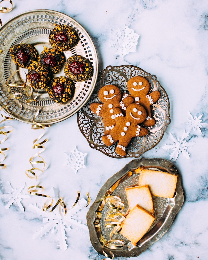 Traditional Christmas Sweets from Around the World