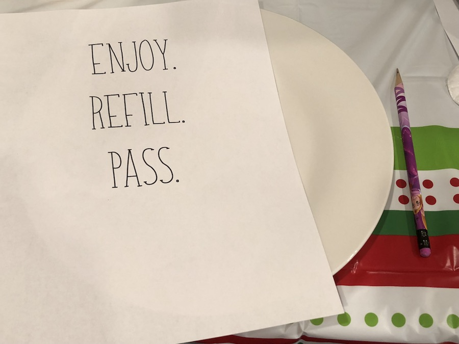 How to Make Your Own Giving Plate