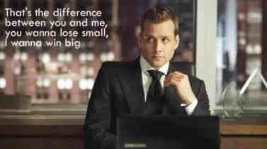 ea344268f1f ... all of whom have many of the same characteristics  Harvard educated   well dressed  ambitious. What sets Harvey Specter apart