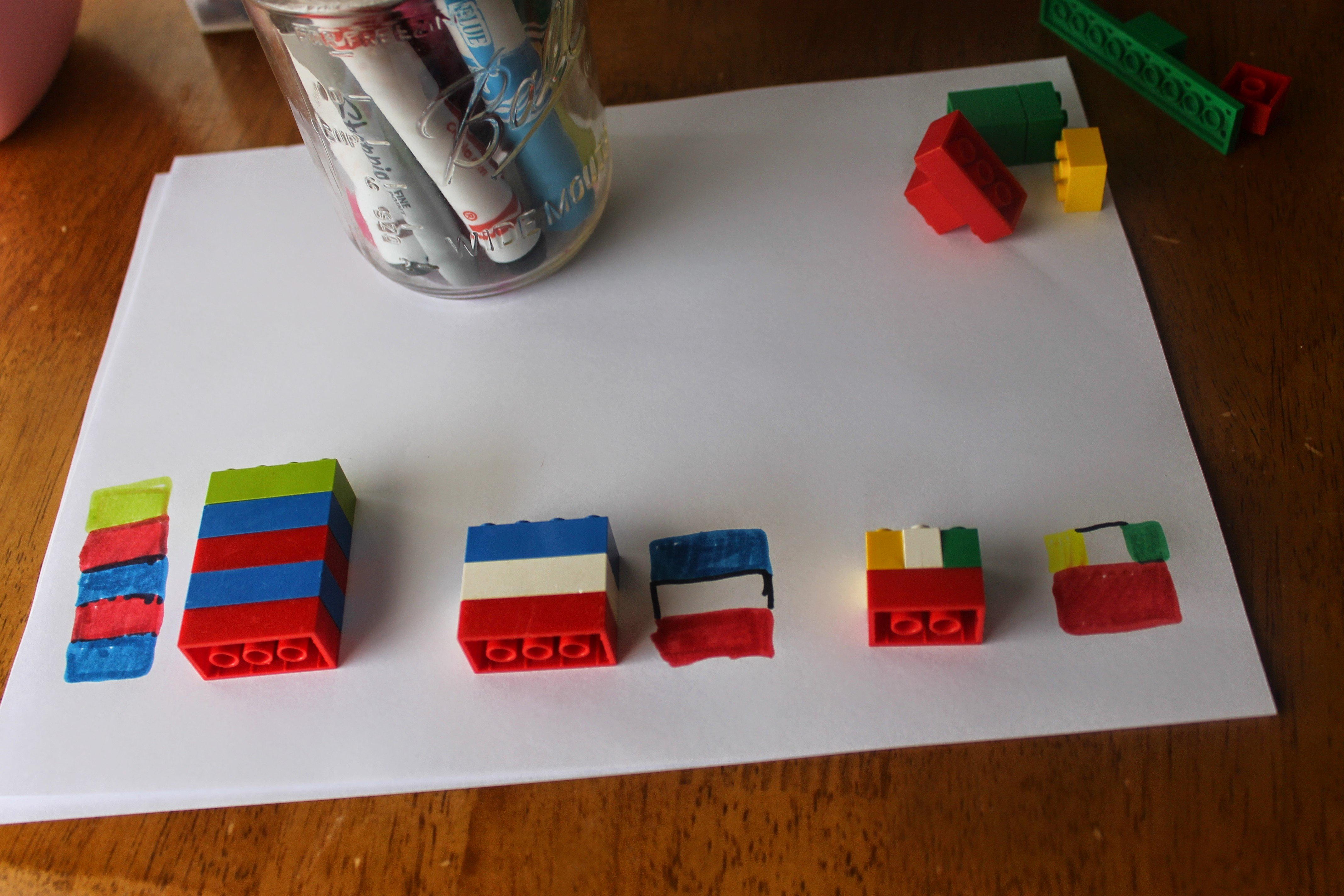 Using Legos In Your Homeschool