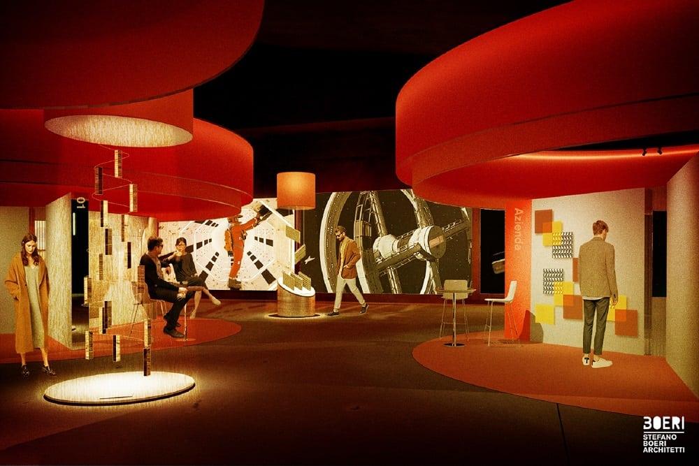 Stefano Boeri Architetti space&interiors The Mall