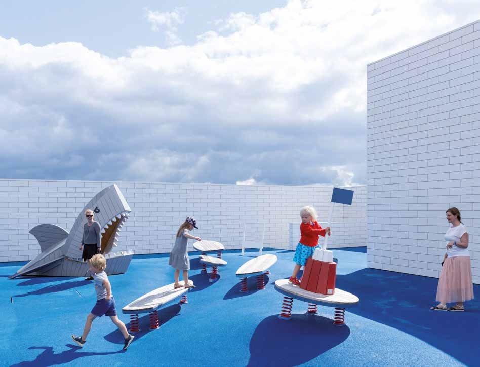 terrazza lego house