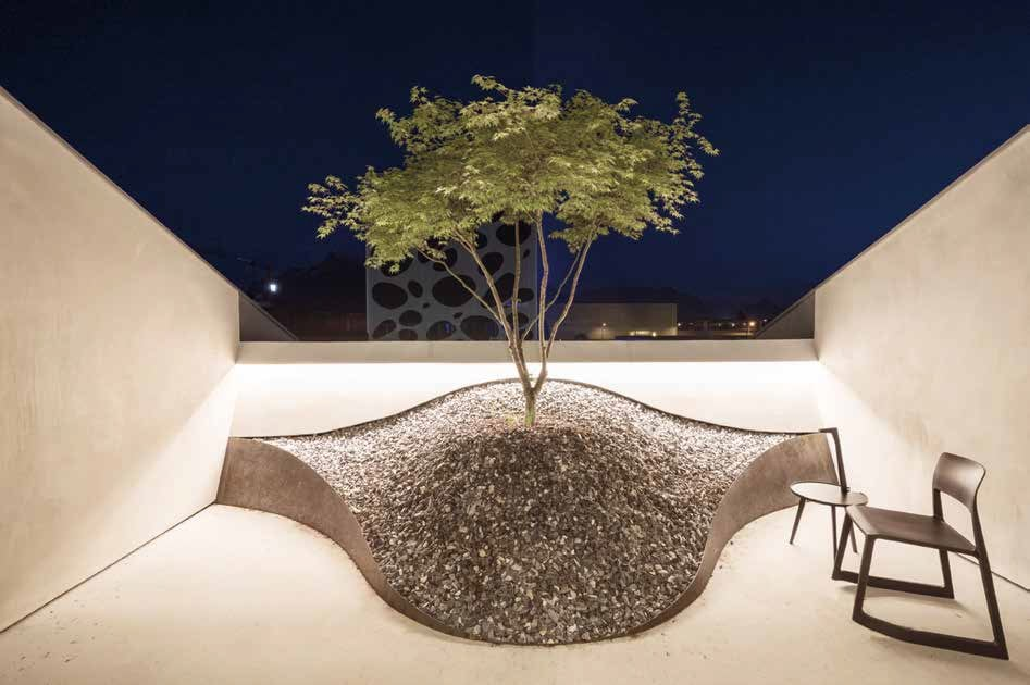 terrazzo zen