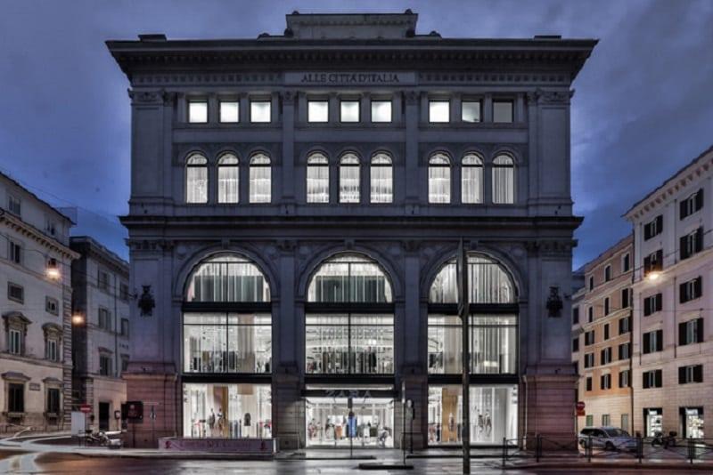 Palazzo Bocconi Roma