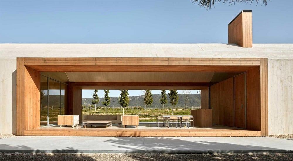 L 39 architettura contemporanea in cortometraggio al fuorisalone for Architettura casa moderna