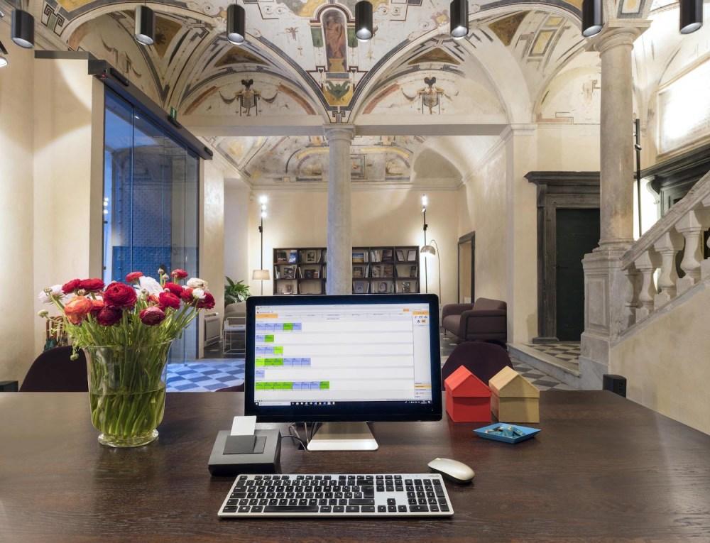 Reception Palazzo Grillo di Genova
